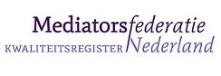 Logo Mediatorsfederatie Nederland